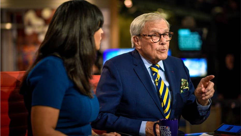 NBC News' Tom Brokaw blasted for comments on Hispanics, apology