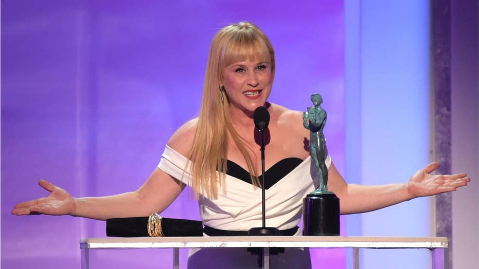 Patricia Arquette thanks Robert Mueller during SAG Awards