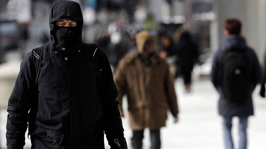 Frostbite becomes a concern as cold weather sweeps the nation