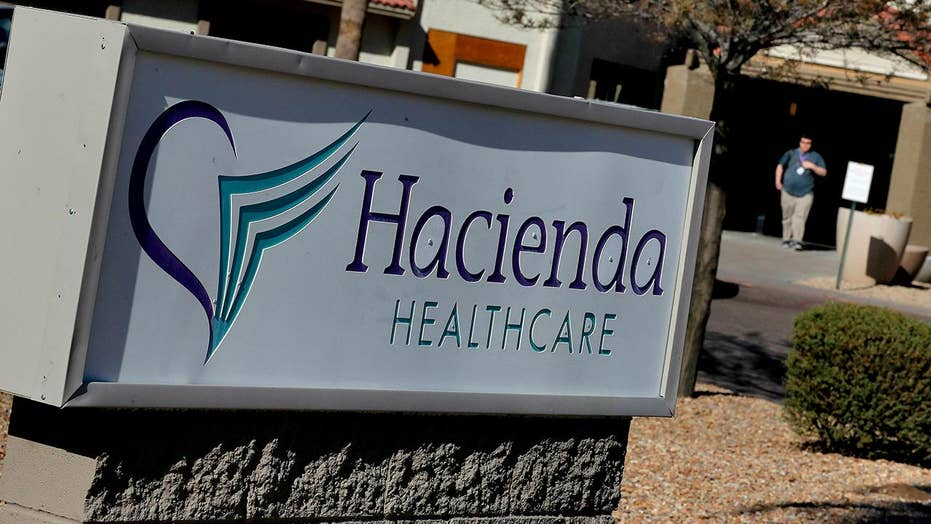 Arizona governor calls on Hacienda HealthCare's board of directors to step down