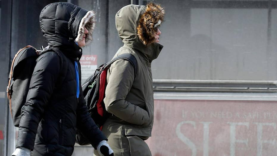 Midwest braces for potentially record-breaking cold air