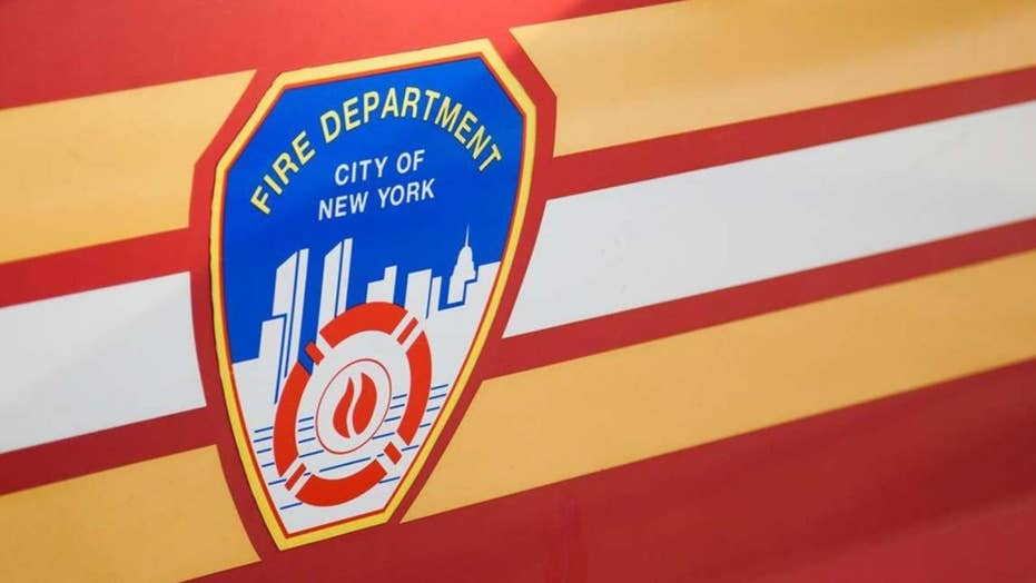 Woman trapped in elevator since Friday rescued by New York City firefighters
