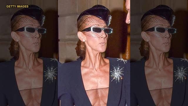Celine Dion comments on fans worried about her new super-slim frame
