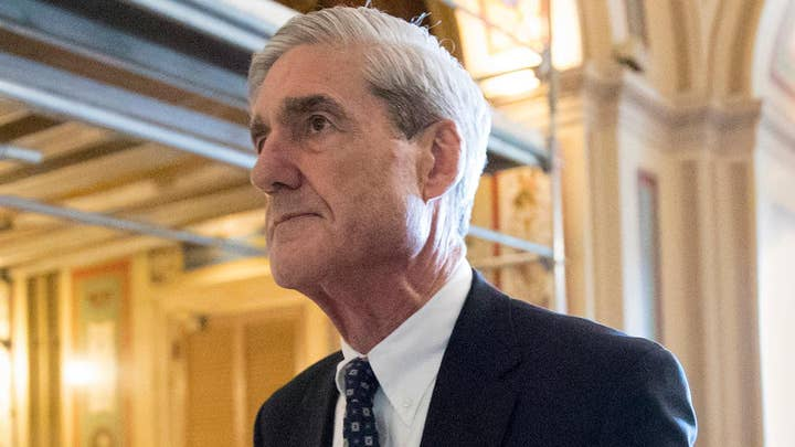 What's the relationship between the media and the Mueller investigation?
