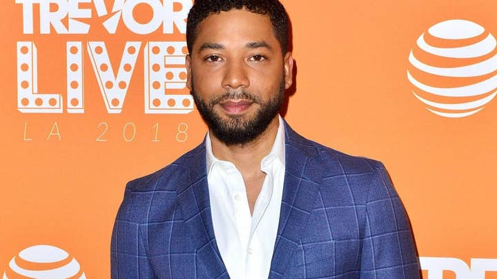 'Empire' actor Jussie Smollett hospitalized after attack; police investigating as possible hate crime