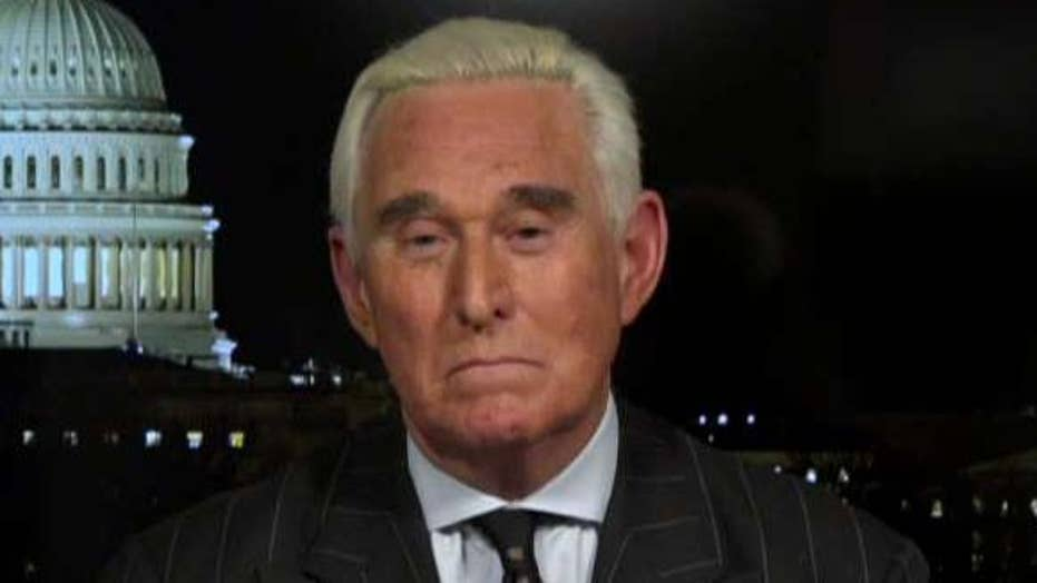 Roger Stone: I'm being targeted because they want to silence me