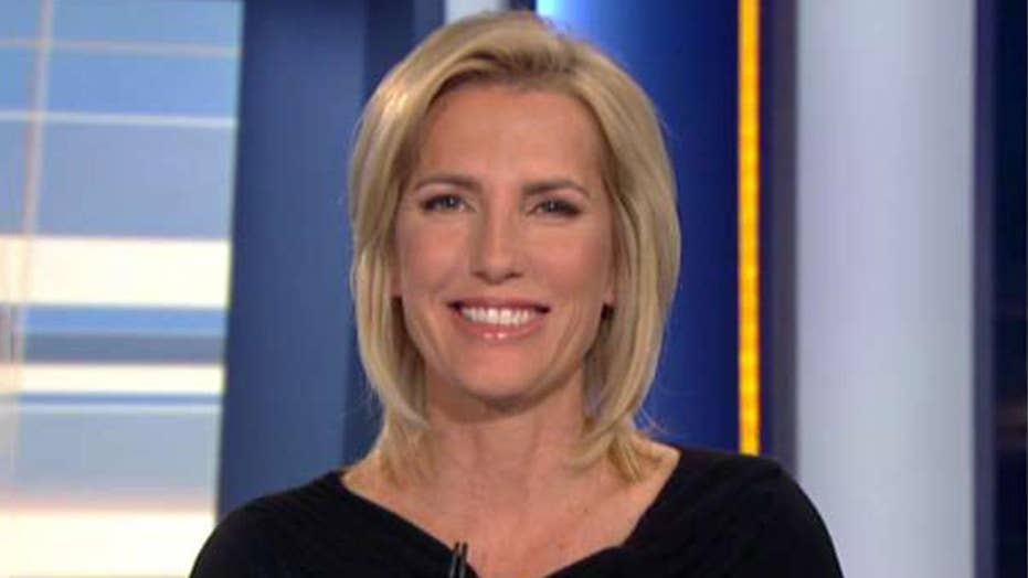 Ingraham: Democrats move left and eat their own