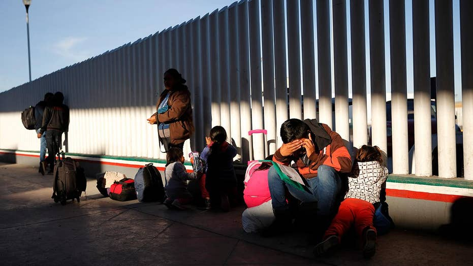 US expected to begin turning back Central American asylum-seekers at the southern border