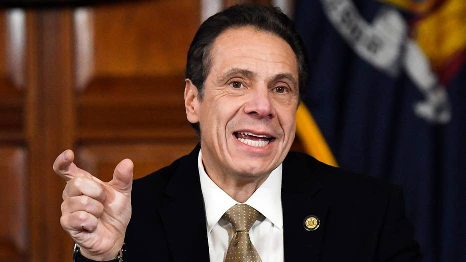 Gov. Cuomo slams Catholic bishops for sex-abuse cover-ups after facing criticism over late-term abortion bill
