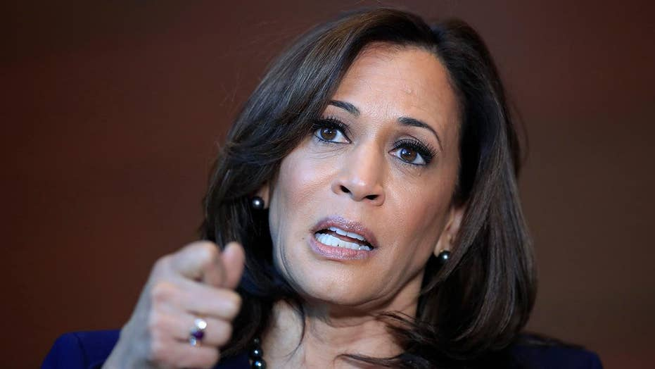 Kamala Harris takes heat after saying she's open to eliminating private health insurance