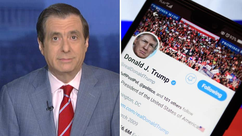 Howard Kurtz: Why Twitter is a mirror for Media's worst tendencies