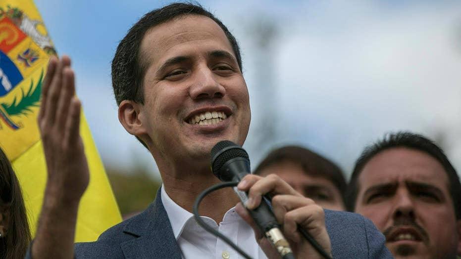 Maduro regime launches investigation of Venezuelan opposition leader Juan Guaido
