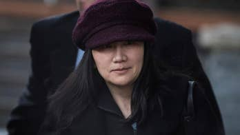 Huawei CFO Meng Wanzhou sues Canada over arrest