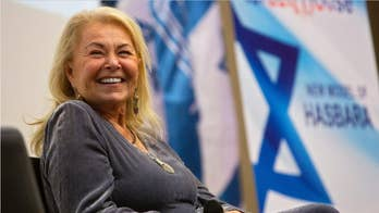 Roseanne Barr says 'we have Hamas in Congress,' BDS has 'infected' the Democratic Party