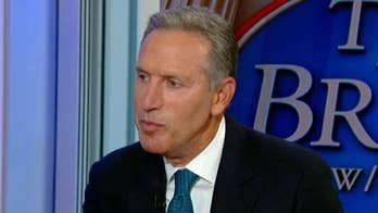 Howard Schultz says he has no intention of being a spoiler in 2020