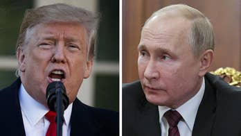 White House rejects House Dems' request for documents on Trump-Putin talks