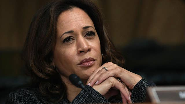 Sen. Kamala Harris pushes Medicare for all, Republicans say it's unaffordable
