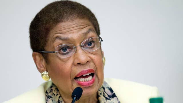 DC statehood gets renewed push from House Delegate Eleanor Holmes Norton