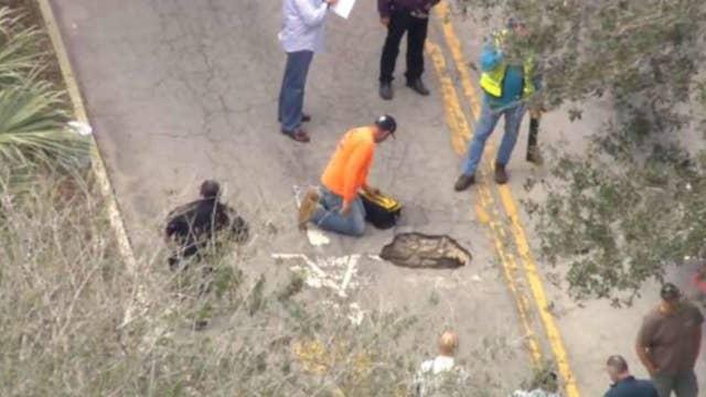 Secret tunnel found in Florida under investigation by FBI