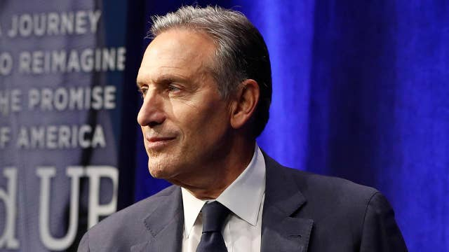 Howard Schultz speaks at Arizona State University as part of 'From the Ground Up' book tour thumbnail