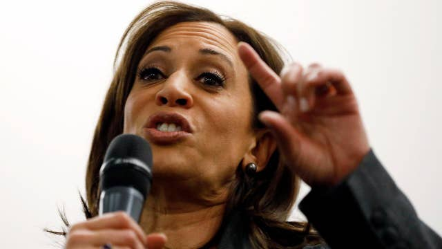 Sen. Kamala Harris stands by 'Medicare for all' proposal
