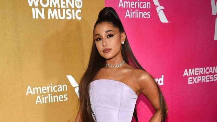 Ariana Grande gets misspelled tattoo