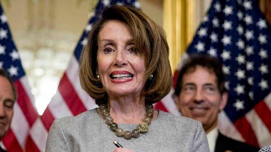 Tempers flare when voters accuse Nancy Pelosi of treason
