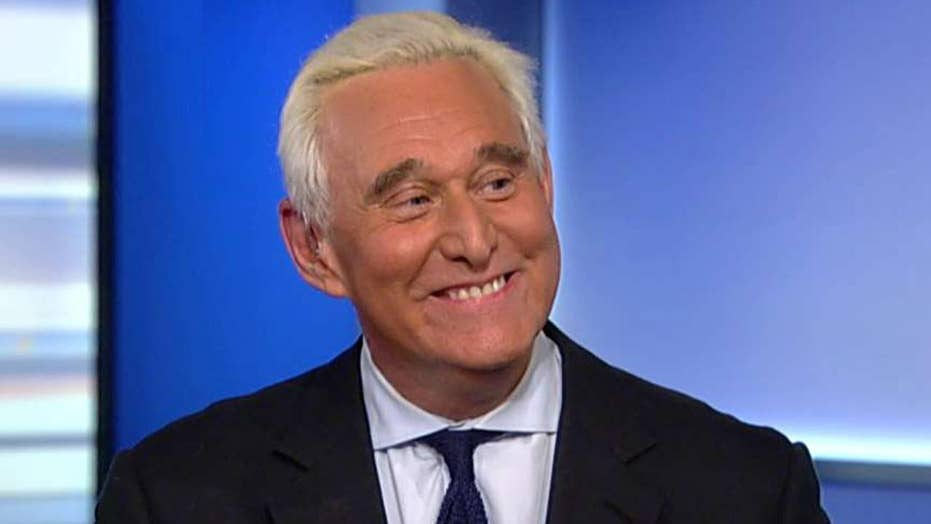 Roger Stone: I'm not going to bear false witness against Trump like Michael Cohen