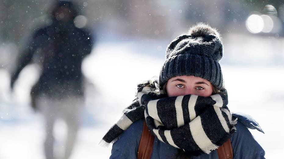National forecast for Wednesday, January 30