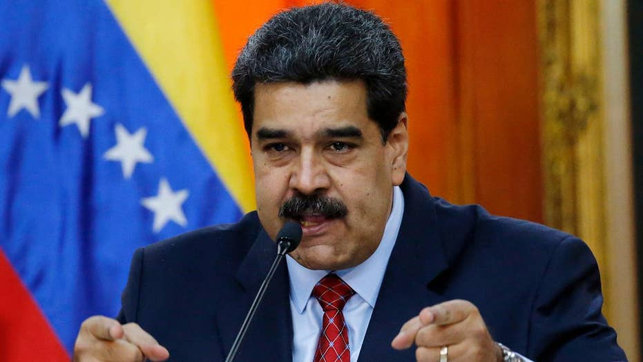 Maduro says he's willing to talk to opposition as unrest grows in Venezuela