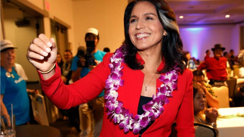 Report: Tulsi Gabbard's presidential campaign in trouble just days after launch