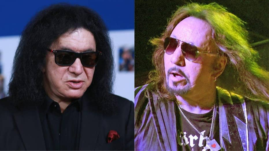 Kiss co-founder Ace Frehley accuses Gene Simmons of groping his wife