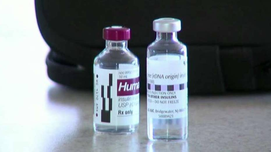 Many diabetics are rationing their insulin as prices skyrocket