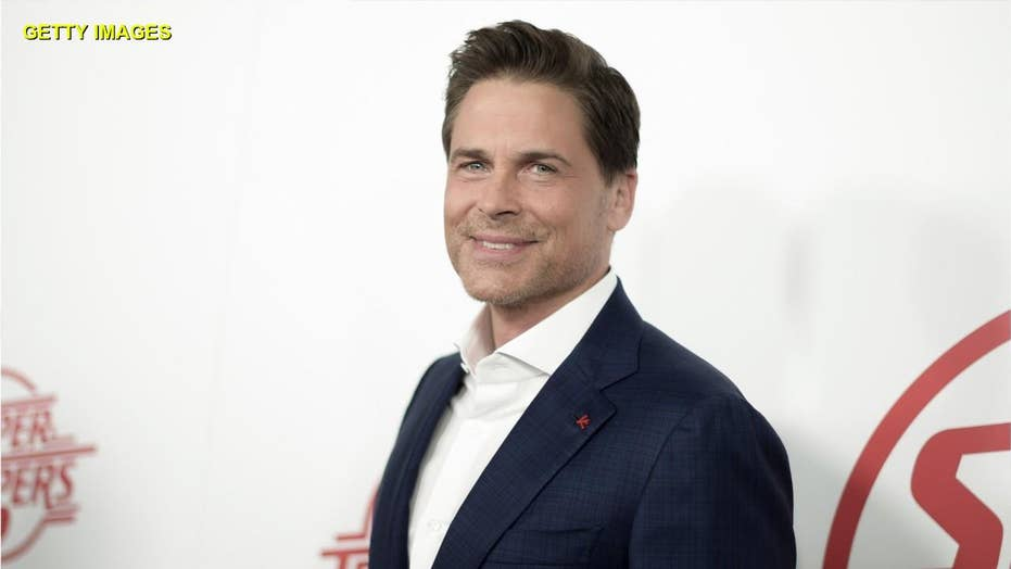 Rob Lowe defends Pledge of Allegiance, calls California college's initial ban 'idiocy'