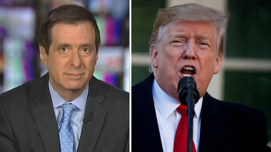 Howard Kurtz: Are Republicans starting to abandon Trump on foreign policy?