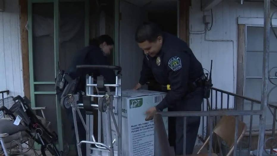 Austin police offer electric heating units for residents in need
