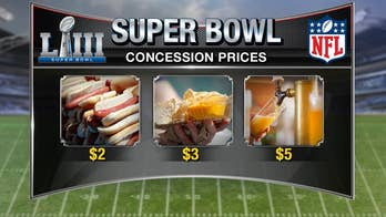 Why concessions at Super Bowl LIII are so cheap