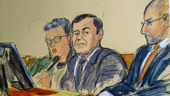 'El Chapo' defense asks jury not to 'give in' to drug lord's 'myth'