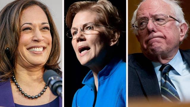 Democrats push to eliminate private health care