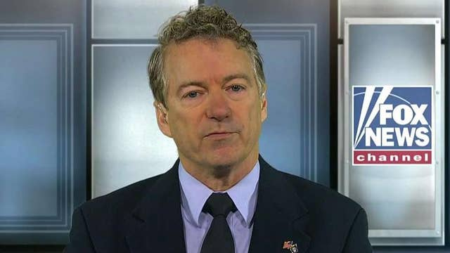 Rand Paul: To call withdrawal from Syria and Afghanistan 'precipitous' is ludicrous after 17 years