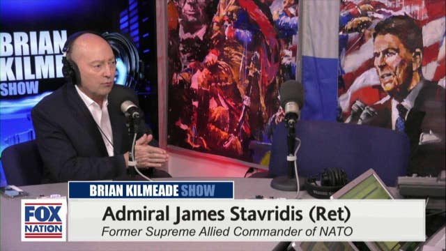 Admiral James Stavridis (Ret) If We Don't Hold Onto Afghanistan We Will Have Another Pair OF Twin Towers Knocked Down