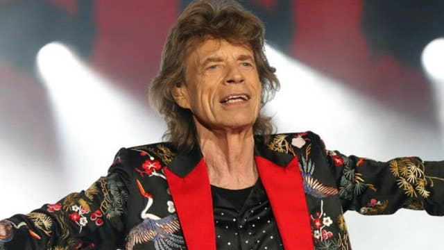 Mick Jagger teases fans; Dwayne 'The Rock' Johnson won't rule out a presidential run