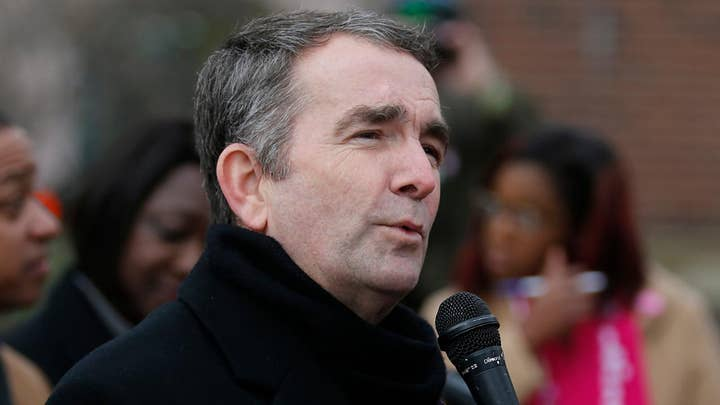 Virginia Democrat Gov. Northam faces backlash for comments over third-trimester abortion bill