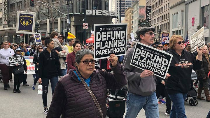 How late-term abortion could factor into 2020 campaign