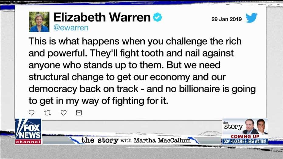 Charlie Hurt Challenges Warren and Ocasio-Cortez