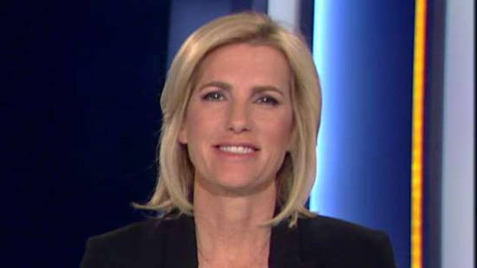 Ingraham: Trump vs. the party of death