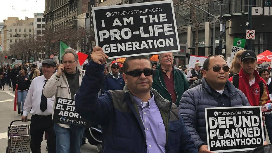 81 percent believe third-trimester abortions should be illegal