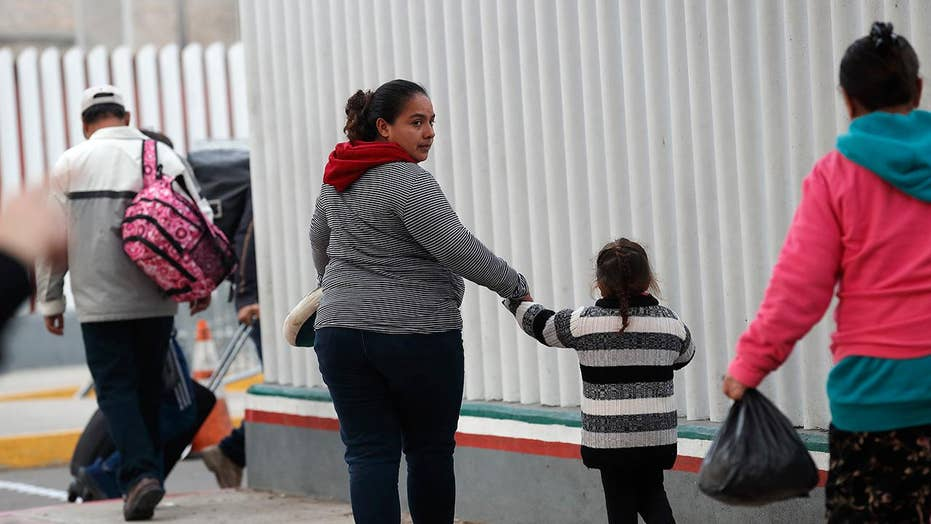 Mexico ends temporary asylum visa program as migrant caravans continue journey to US border