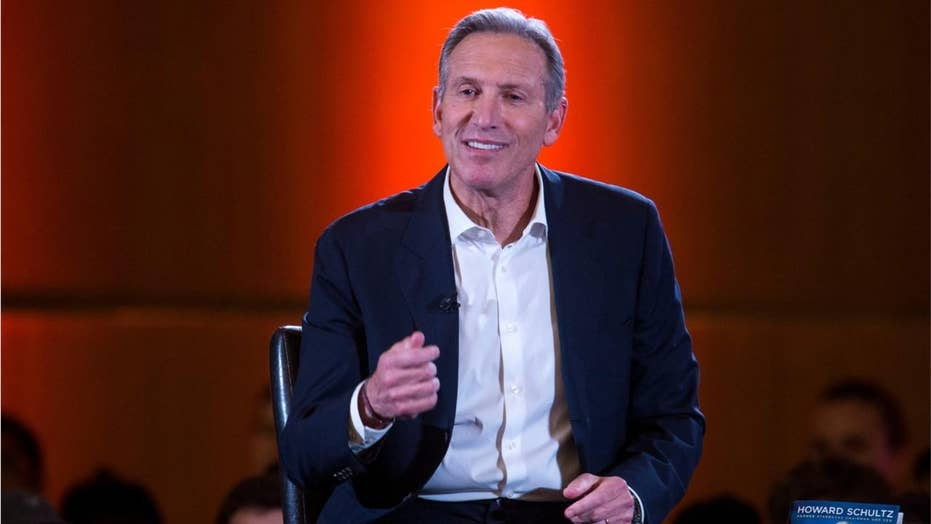Starbucks baristas given instructions for handling questions about Howard Schultz's book and political opinions