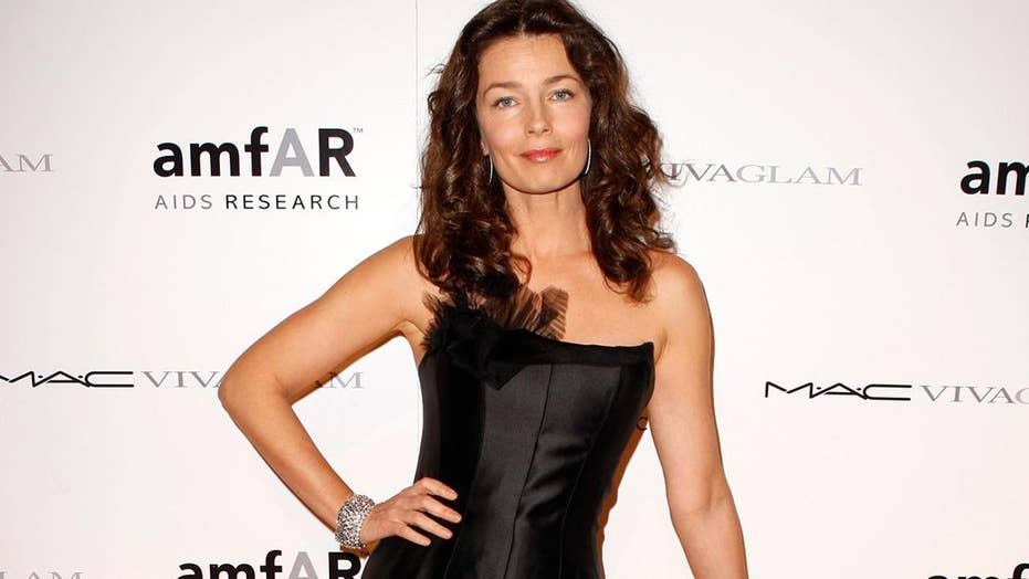 Paulina Porizkova opens up about posing topless for Sports Illustrated Swimsuit issue at age 53